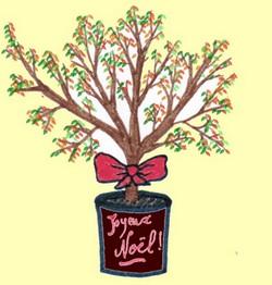 Offrez un arbre pour Noël