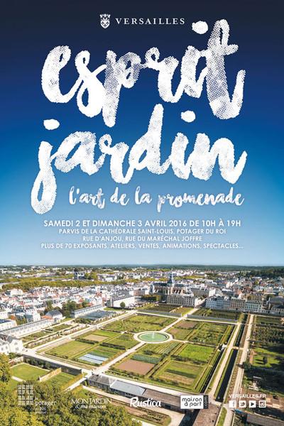 Esprit Jardin Versailles 2016