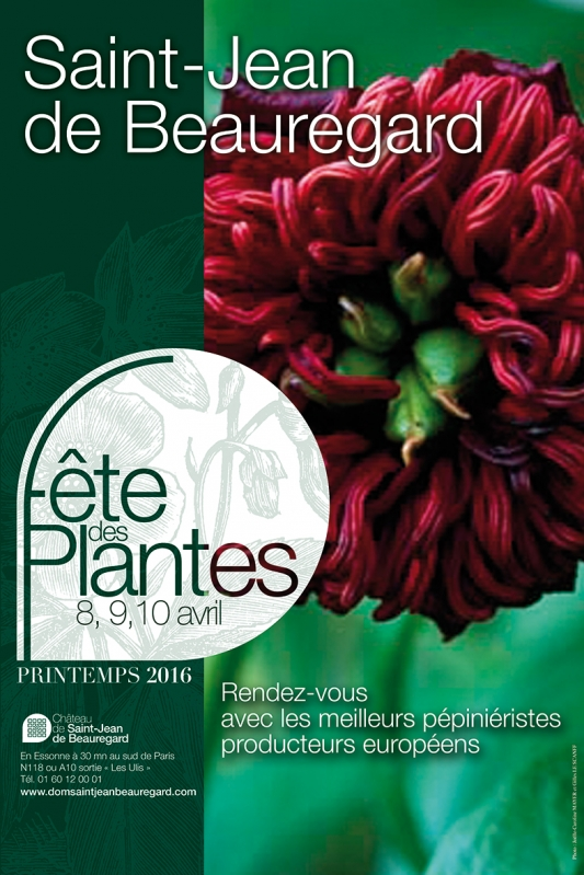 Fête des Plantes 2016 Saint-Jean de Beauregard